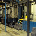 P-237: 5-Stage Midwest/Nordson Powder Coating System