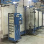 B-241: Nordson Excel 2001 Powder Booth System