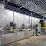 W158: AWOC 3-Stage Stainless Steel Pretreatment Washer