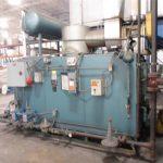 BU-105: Used Rite 131 Hp Atmospheric Hot Water Boiler