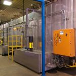Illinois New Powder Coating System