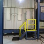 B-260: Nordson Excel 2003 Powder Booth System