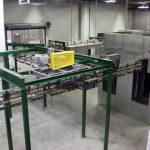 "C104: X348, 3"" I-Beam Overhead Conveyor System"