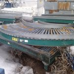 C-127 Automated Conveyor Motorized Belt Conveyor
