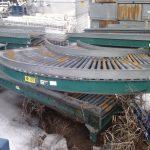C-127 Automated Conveyor Motorized Belt Conveyor