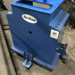 PBC-70: Nordson 150lb Fluidizing Hopper Powder Feed