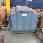PBC-71: Nordson 300 Lb + Fluidizing Power Reclaim and Feed Hopper