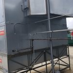 RUPP VERTICAL INDUSTRIAL DIRECT & FIRED AIR HEATING