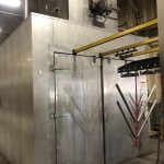 P-257: Global Finishing Systems Pass-Through Batch Powder Coating System