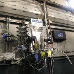GP102:  Used Graco Promix 2KS Manual Wall Panel System – 2 Color System, 2 Operator