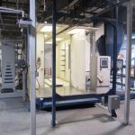 "B-298: Nordson Colormax Powder Booth System, 2015 , 4'-0"" W x 8'-0"" H Opening"