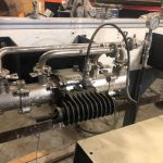 Binks Low Pressure Maple 15 Horizontal Piston Pump - Part Number 104009
