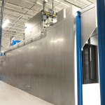 Wisconsin 4-Stage Powder Coating System - 2020 New / Refurbished Equipment Package