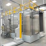 South Carolina 2021 Dual-Tunnel Powder Coating System