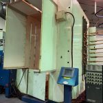 """B-301: Nordson Colormax Powder Booth System 6'-0"""" W x 8'-0"""" H Opening"""